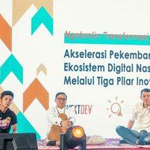 Indonesia Akan Menjadi Kekuatan Ekonomi Kreatif Digital Terbesar di Asia