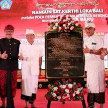 Gubernur Koster Resmikan Perda Desa Adat di Bali