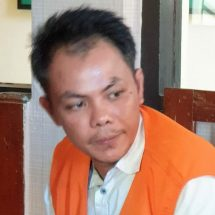 Kuasai 0,08 Gram Ganja, Aldo Terancam 12 Tahun Penjara