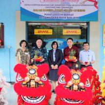 DHL Global Forwarding dan PT Samudera Raya Berjaya Resmikan Gudang Pusat Logistik Berikat di Medan