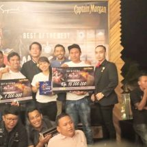 "Komang Arlin Juara ""Best of The Best Mixochef Mixologist Competition 2019"""