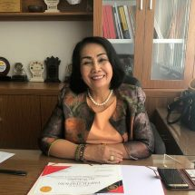 Dalam Rangka Reakreditasi, Pascasarjana UNR Studi Banding ke Thammasat University Thailand