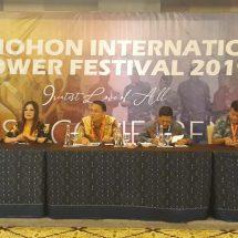 Walikota Tomohon Optimis TIFF Dongkrak Kunjungan Wisatawan