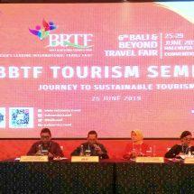 BBTF 2019 Diikuti 46 Negara, Diprediksi Transaksi Capai Rp9 Triliun