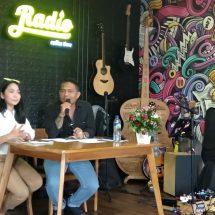 """""""Radio Coffee Time"""" di Kemenuh, Tempat Berbagi Informasi Sambil Nikmati Kuliner dan Hiburan"""