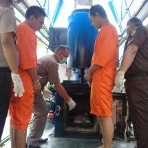 Peredaran Narkoba Mengkhawatirkan, Polresta Denpasar Musnahkan Ribuan Gram Sabu dan Pil Ekstasi