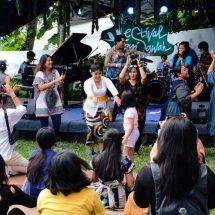 Opening Festival Tepi Sawah: Dari Dendangan Jawa hingga Fushion Kontemporeral