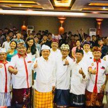 Paiketan Yowana Bali: Ajak Pemuda Bersatu dan Berkarya Menjaga Adat dan Budaya