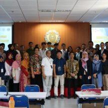 "Diikuti Puluhan Akademisi Asia Tenggara, UGM Tuan Rumah ""Summer Course on Coding Theory and Cryptography"""