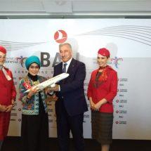 Turkish Airlines Buka Penerbangan Langsung ke Bali