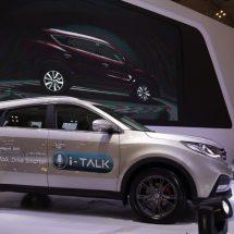 """""""DFSK Glory i-Auto First"""" Debut di GIIAS 2019, Kendaraan dengan Teknologi Konektivitas Tinggi"""