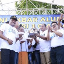 Ribuan Alumni Hadiri Reuni Akbar SMAN 1 Gianyar