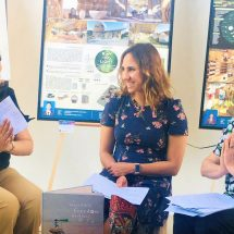 Penyair dan Pengarang Cerita Anak Kirli Saunders Bertemu Komunitas Mendongeng Bali