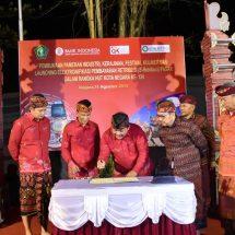 Jembrana Susul Denpasar dan Badung Terapkan Elektronifikasi Pembayaran Retribusi Pasar