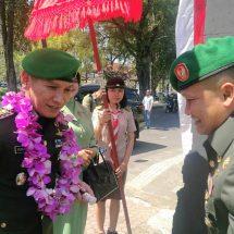 Kolonel Inf. Puguh Binawanto Jabat Dandim Badung