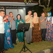 "Pangdam Udayana Gelar ""Family Gathering"""