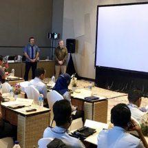 IOM Beri Pelatihan Anti Perdagangan Manusia dan Cara Memerangi Perdagangan Orang dan Eksploitasi Anak