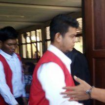 Dua Kurir Narkoba Medan-Bali Divonis 16 Tahun