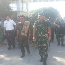 """""""Afternoon Tea"""", Rekatkan Hubungan Kerjasama TNI Dan F-FDTL"""