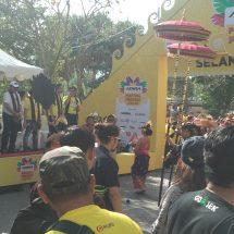 """Dihadiri Wagub Bali, """"Festival Pesona Lokal Bali"""" Berlangsung Meriah"""