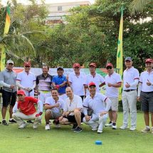 "Komunitas Gema Perdamaian Gelar ""Golf for Peace Charity Tournament"""