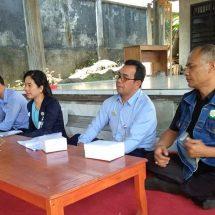 "Program BPD Bali ""Goes to Banjar"", Edukasi Ibu-ibu PKK Ikut THT"