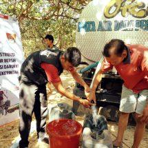 """FBN Bali Peduli"" Bantu Air Bersih ke Karangasem"