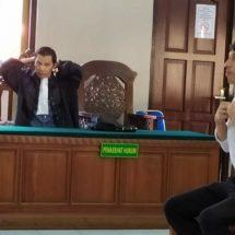 Selundupkan Psikotropika, Pengacara Asal Taiwan Diadili
