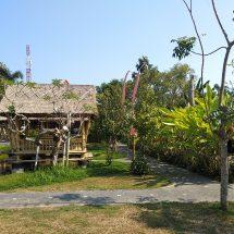 """""""Bali Banana Cacao Park"""", Memadukan Lingkungan, Kuliner dan Permainan Dalam Satu Hamparan"""