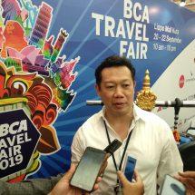 BCA Travel Fair 2019, Manjakan Nasabah dengan Cash Back dan Promo