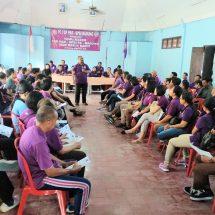Temu Kader FSP PAR-SPSI se Badung, Satyawira Marhaendra: Pekerja Pariwisata Jangan Takut Masuk Serikat Pekerja