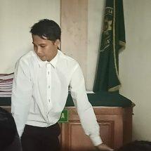 Pemilik 35 Paket Sabu Diganjar 13 Tahun Penjara