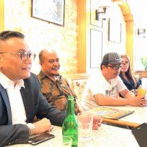 """""""Fokus Meraih Bintang"""", Togar Situmorang: Dukungan Ketua Parpol Untuk AMD Maju di Pilwali Kota Denpasar Mengalir"""