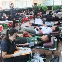 Peduli Sesama, BI Bali Gelar Donor Darah