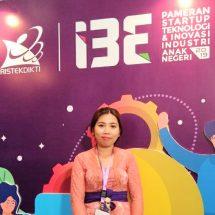 """Sukses di Ajang """"Inovator Inovasi Indonesia Expo 2019"""", Sambal Mantu Dapat Tawaran Pameran di Singapura"""