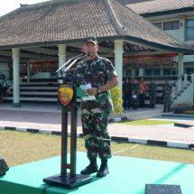 """Kunker Ibu Hj. Iriana Joko Widodo dan Ibu Hj. Mufidah Jusuf Kalla di Bali, Kodam Udayana Gelar Operasi """"Perisai Sakti"""""""