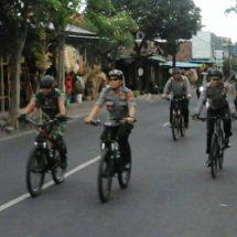 Jelang Pelantikan Presiden, TNI-Polri Gelar Patroli Bersama