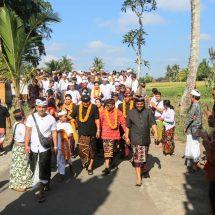 Suwat Waterfall Diresmikan, Bupati Mahayastra: Penting untuk Penguatan Desa Adat