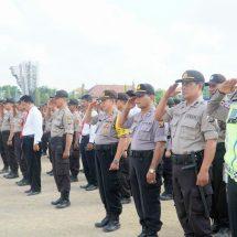 820 Personel TNI-Polri Jaga 588 TPS Pilkel Serentak 2019 di Denpasar