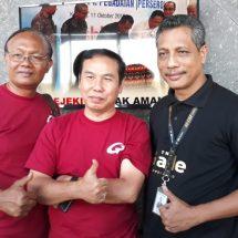 Pompa Semangat Pegawai, Pegadaian Denpasar Datangkan Motivator Aqua Dwipayana