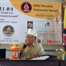 Kunjungan Wisatawan Rendah, Dr. I Ketut Mardjana: Stakeholder Belum Dilibatkan Maksimal Majukan Pariwisata Bangli