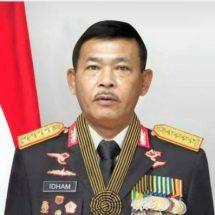 Jenderal Idham Azis Jabat Kapolri, Gantikan Jenderal Tito Karnavian