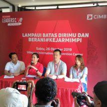 CIMB Niaga Ajak Generasi Muda di Bali Berani Wujudkan Mimpi
