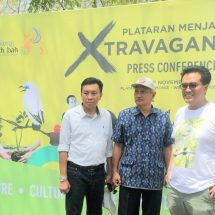 "Plataran Menjangan Xtravaganza 2019, ""Millenials for The Forest"""