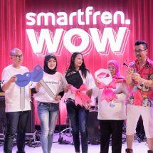 """Smartfren Umumkan Pemenang Undian Smartfren WOW Tahap Kedua, """"Raih Mimpi Semudah Aktivasi"""""""