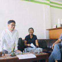 Bertemu Pak Oles, Kim Young Gil Siap Jadi Distributor MOB di Korsel