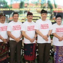Kejati Bali dan Pemprov Bali Bangun Sinergi Tuntaskan Masalah Aset