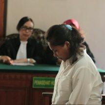 Mahasiswi Yang Membunuh Bayinya Divonis Enam Tahun
