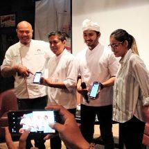 The Chef APPS, Aplikasi Pertama di Dunia Terkait Kuliner hingga Food Industry