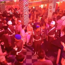 Petugas Gabungan Razia Tempat Hiburan Malam di Denpasar dan Badung, Banyak Pengunjung Tak Menunjukkan Kartu Identitas Diri
